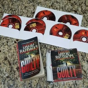 The Guilty: Book and Audio Discs